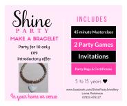 Make a bracelet party only £69